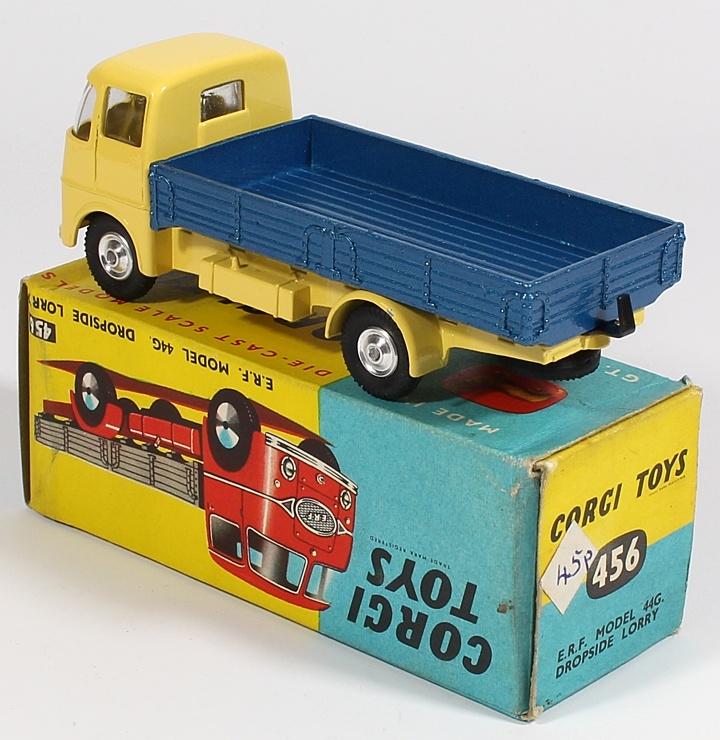 Corgi Toys Original Paint Colours