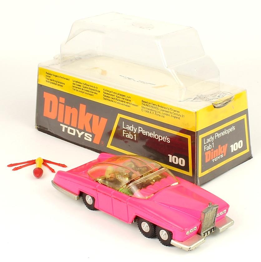 Dinky 100 Qdt