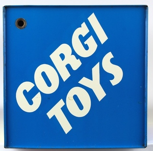 Corgi toys sign jouef x674