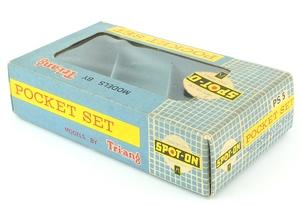 Spot on pocket set 5 x955
