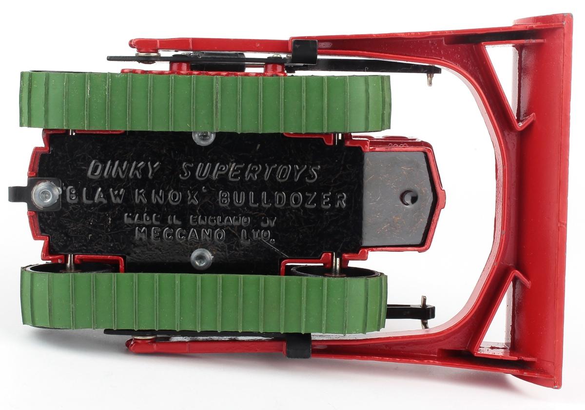 Dinky 561 961 Blaw Knox 563 963 piezas pesadas Tractor REPRO-elija de la lista