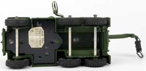 Dinky 661 recovery tractor x2302