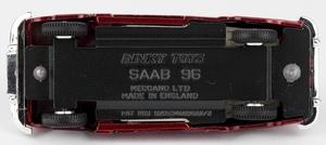 Dinky 156 saab x2762