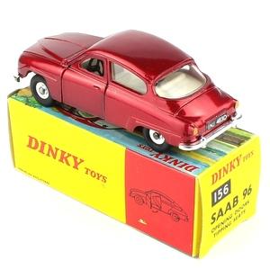 Dinky 156 saab x2761
