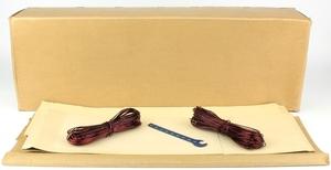Corgi tinplate stand x3282