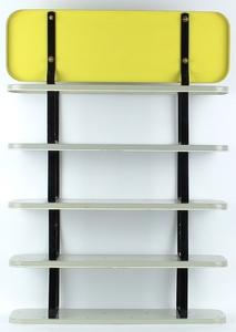 Corgi tinplate stand x3281