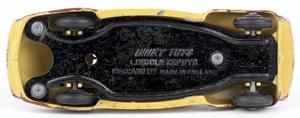 Dinky 39cu lincoln zephyr x3372