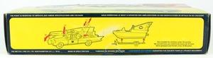 Corgi gift set 3 batmobile batboat x3912