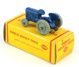 Dinky 069 massey tractor x4011