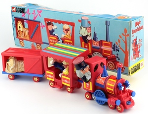 Corgi 851 magic roundabout train x413