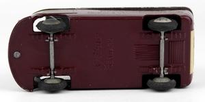 Tekno 418 carpet delivery van den rode lober x4702