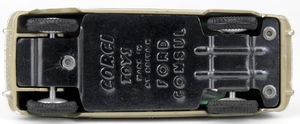 Corgi 200 ford consul x6712