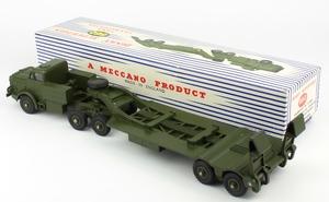 Dinky 660 tank transporter x8521