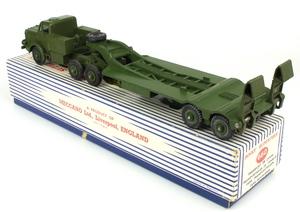 Dinky 660 tank transporter x9571