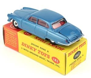 Dinky 142 jaguar mark x x9821