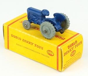 Dinky dublo 069 massey tractor x9991