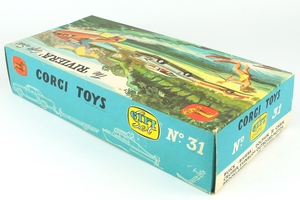 Corgi gift set 31 buick riviera yy462