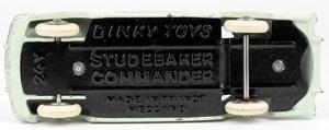 French dinky 24y studebaker commander yy922