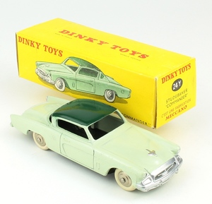 French dinky 24y studebaker commander yy92