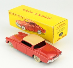 French dinky 24y studebaker commander yy931
