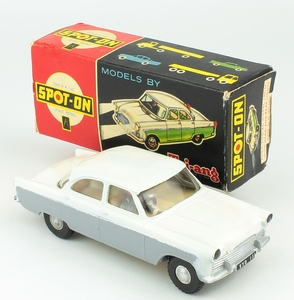 Spot on 100 sl ford zodiac yy104