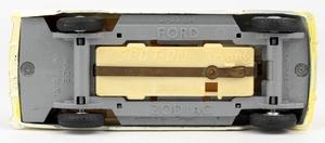 Spot on 100 sl ford zodiac yy1052