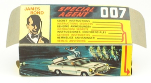 Corgi 261 james bond aston martin yy2914