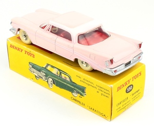 French dinky 550 chrysler saratoga yy3271