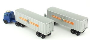 Matchbox m9 inter state double freighter yy3912