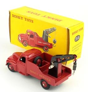 French dinky 35a citroen breakdown truck yy4491