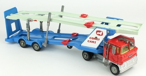 Corgi gift set 41 car transporter yy4801