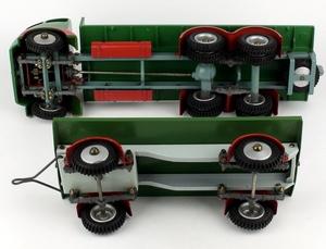 Shackleton foden dyson trailer yy5582