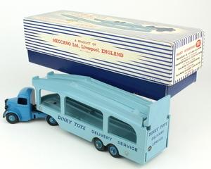Dinky toys 982 pullmore car transporter ramp yy6281