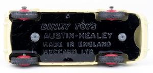 Dinky toys 103 austin healey yy6512