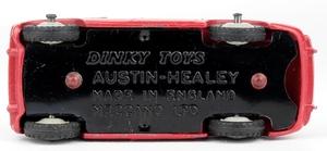 Dinky toys 103 austin healey yy6522