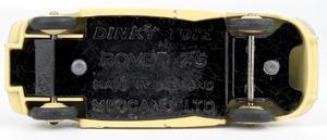 Dinky toys 156 rover 75 yy6872