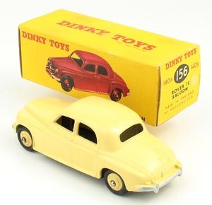 Dinky toys 156 rover 75 yy6871