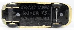 Dinky toys 156 rover yy6892
