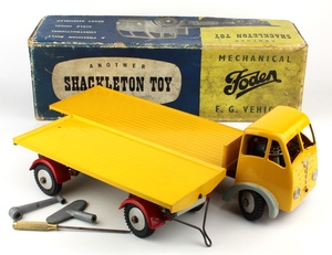 Shackleton toy foden yy694