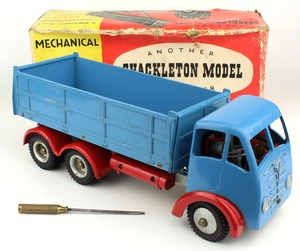 Shackleton toy foden tipper yy693