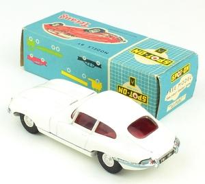 Spot on model e type jaguar yy6991