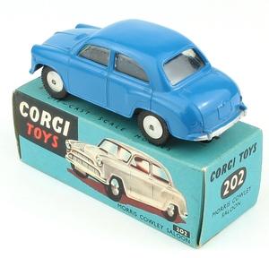 Corgi toys 202 morris cowley yy7181