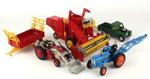 Corgi toys gift set 22 farming models yy7176