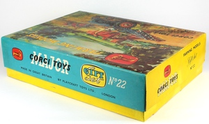 Corgi toys gift set 22 farming models yy7172
