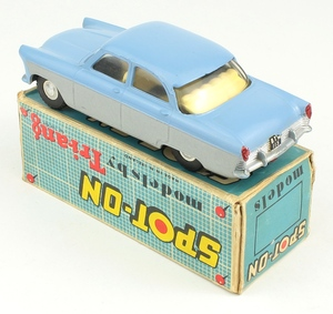 Spot on models 100 ford zodiac yy7421