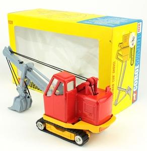 Corgi toys 1128 priestman cub shovel yy7501