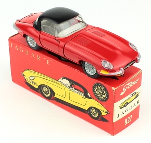 Tekno model 927 e type jaguar yy763