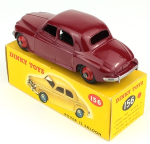 Dinky toys 156 rover 75 yy7831
