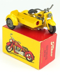 Tekno model 763 motor cycle open delivery yy812