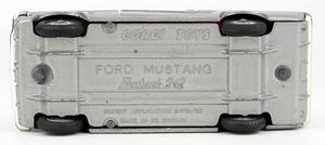 Corgi toys 320 ford mustang yy8512